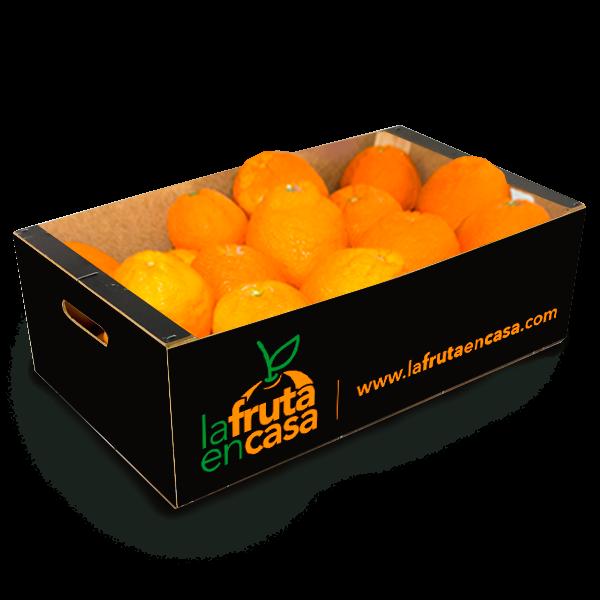 Caja de Naranjas Naranjas