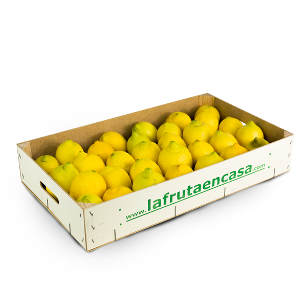 Caja de Limones ecológicos