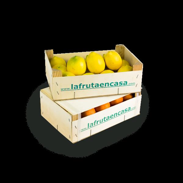 Combinación de Limones y Mandarinas